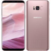 Samsung - Galaxy S8 Plus - 64 Go - Rose Poudré