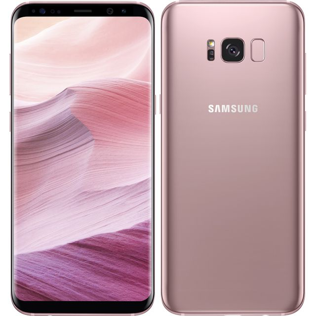 Samsung Galaxy S8 Plus - Rose