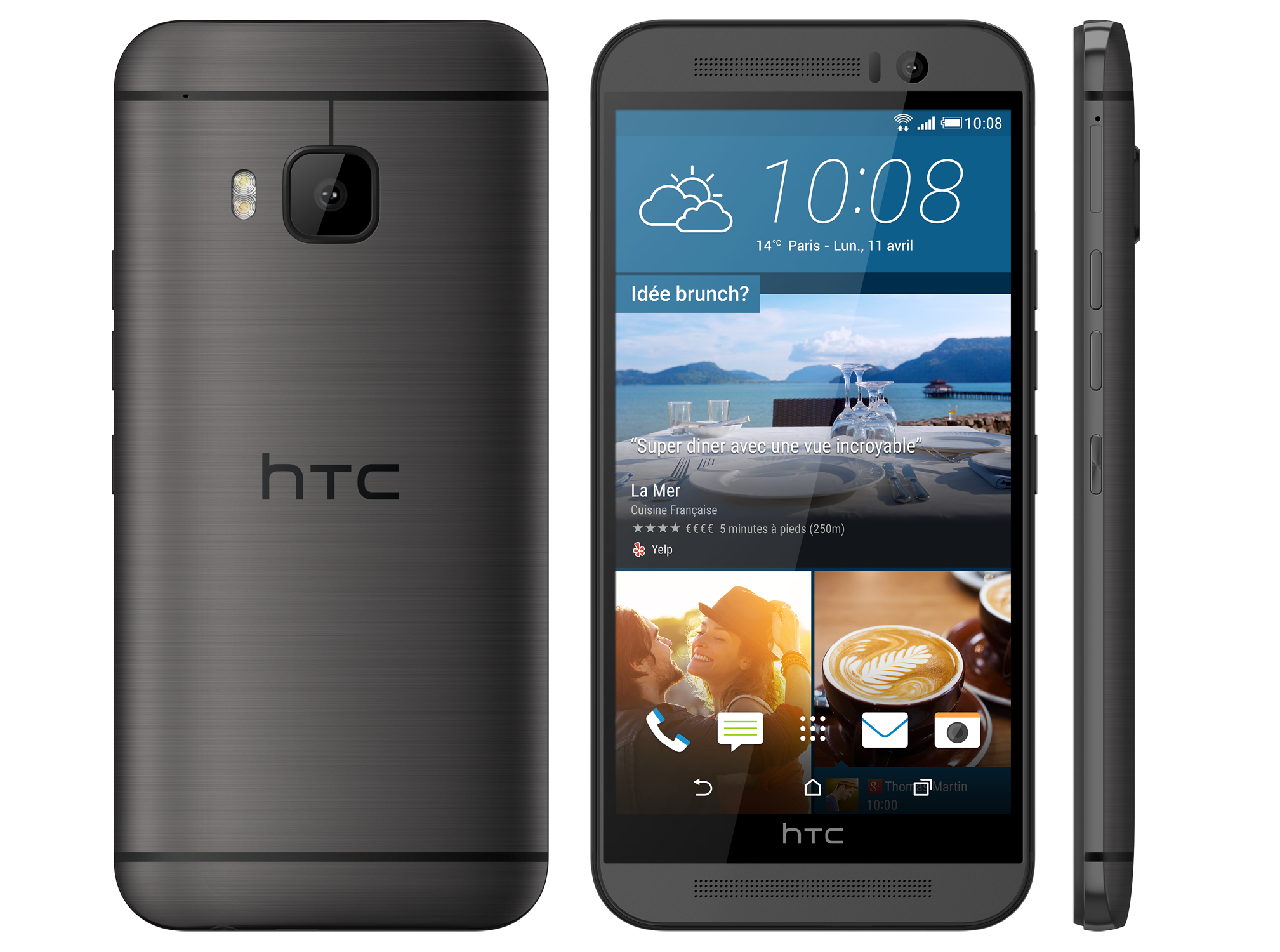 One M9 Photo Edition Gris