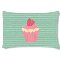 Cbkreation - Coussin rectangulaire Cupcakes by