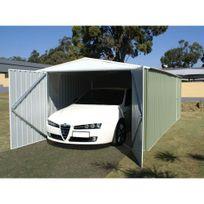 Habrita - Garage métal 17,52 m2 Absco 3060