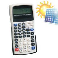 Vimeu-Outillage - Calculatrice Scientifique Solaire