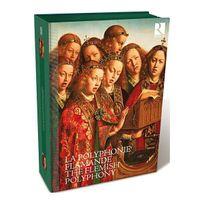 Ricercar - Polyphonie Flamande - 8 Cd + livre