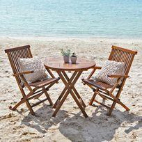 chaise salon de jardin en bois - Achat chaise salon de jardin en ...