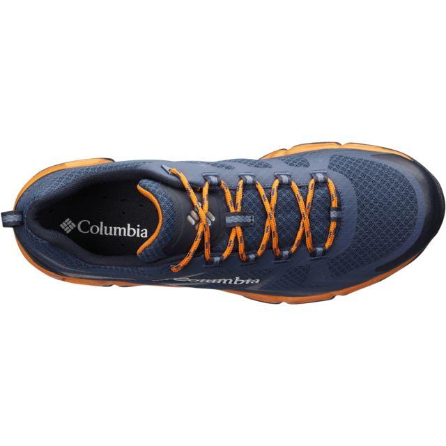 Columbia Ventrailia 3 Low Outdry Chaussures Homme bleu