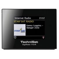 Technisat - DigitRadio 110 Ir black