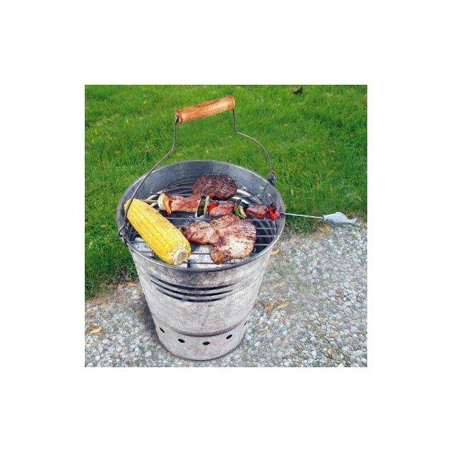 de5acf5b46c667 ESSCHERT DESIGN - Barbecue portable seau - pas cher Achat   Vente ...