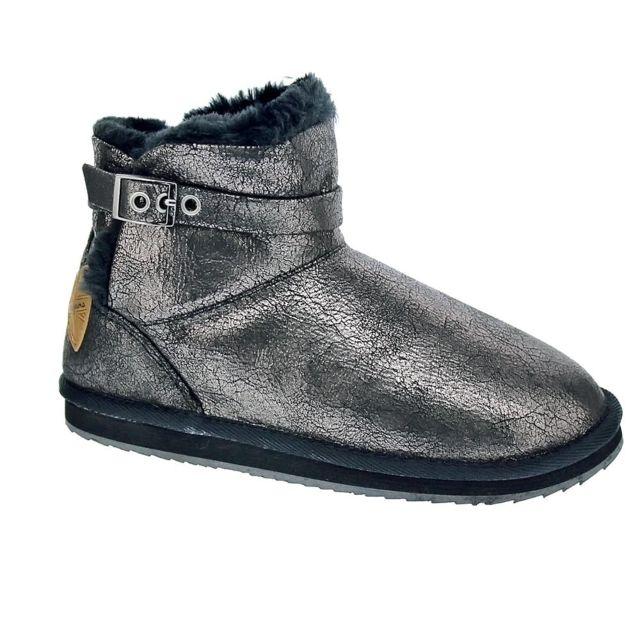 e637f8d3ef28f Pepe Jeans - Chaussures Fille Bottine modele Angel Argent - 34 - pas ...