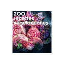 Marabout - Livre 200 Recettes Vegetarienne