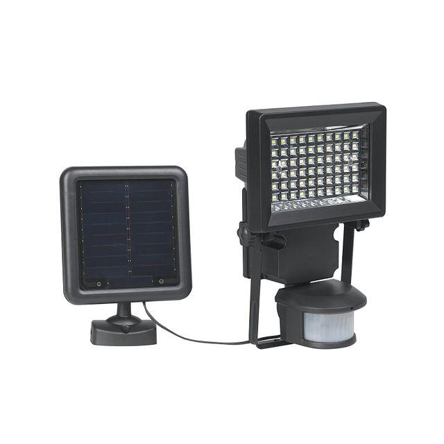 duracell spot solaire led avec detecteur de mouvement sl002bdu pas cher achat vente. Black Bedroom Furniture Sets. Home Design Ideas