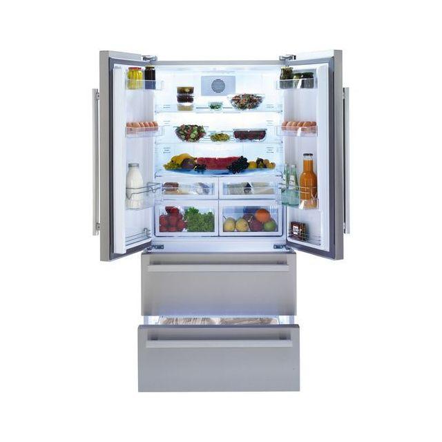 Beko - Réfrigérateur multi-portes 539L - GNE60521X