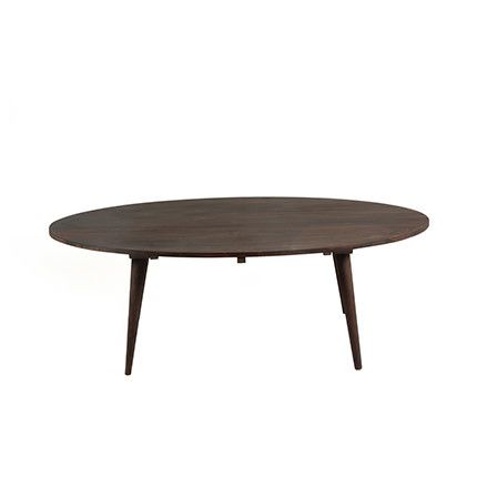 Table basse 135 cm en palissandre