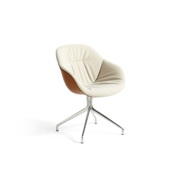 Hay About A Chair Aac 121 Soft Duo - Kvadrat Steelcut Trio 226/ Silo 229