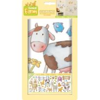 "Decofun - Stickers Muraux ""ANIMAUX De La Ferme"