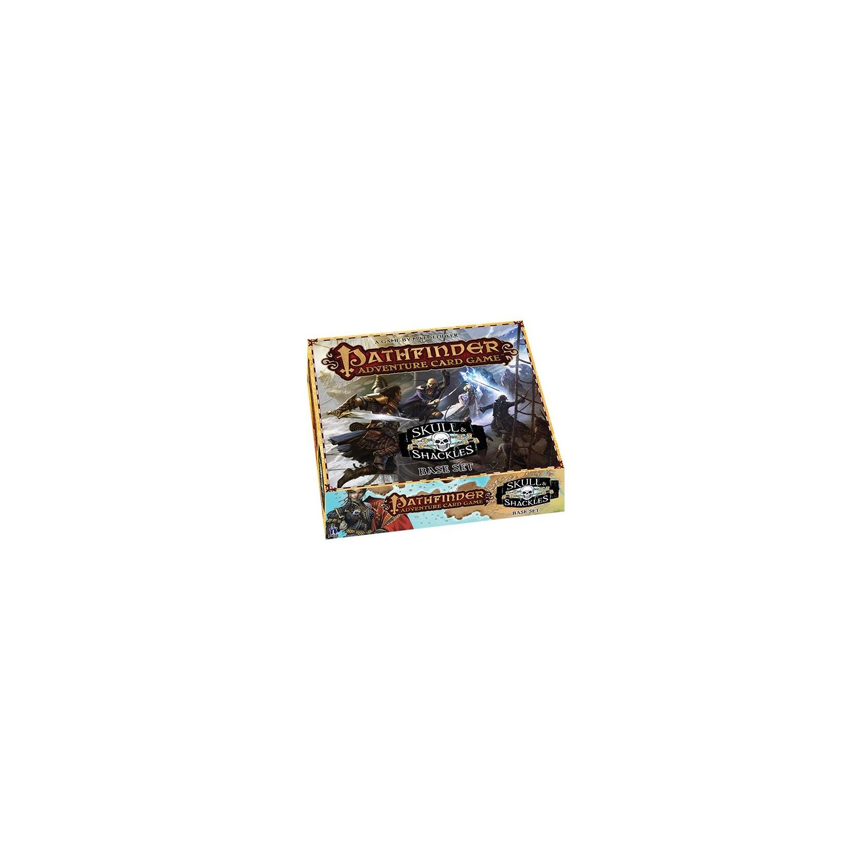 Paizo - Cartes à collectionner - Pzo6010 Pathfinder Acg: Skull & Shackles Base Set
