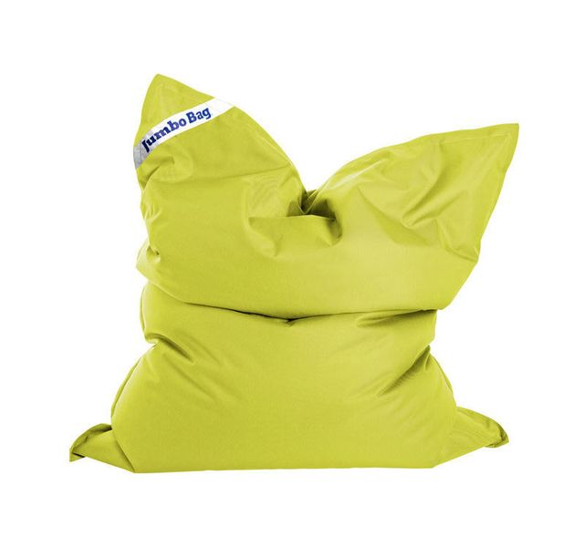 Jumbo Bag Pouf en polyester imperméable 130x170cm The Original - Vert anis