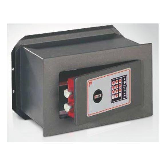 TECHNOMAX - Coffre-fort encastrable serrure électronique STK/3P