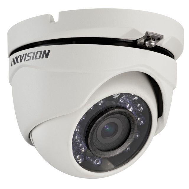 HIKVISION - DS-2CE56D0T-IRM - Caméra dôme Turbo HD IR 20m 1080P