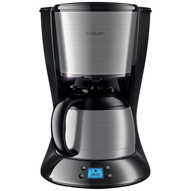 PHILIPS Cafetière collection Daily programmable HD7479-20