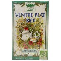 Boutique Nature - Tisane bio Ventre plat, bte 20 sachets