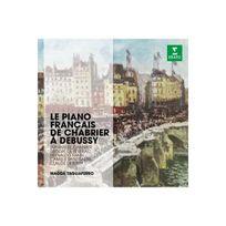 Erato - Le piano français de Chabrier à Debussy