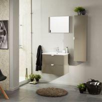 Meuble salle bain taupe - Achat Meuble salle bain taupe - Rue du ...