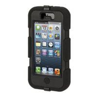 Griffin - Coque Survivor Noir pour iPhone 5 / 5S