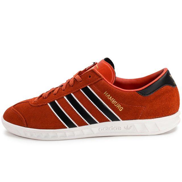 Adidas originals Hamburg Chili pas cher Achat Vente