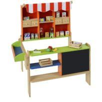 - Kaufladen Tenir Bois Et Panneau M.THEKE 30861