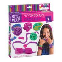 BUKI - Loisirs Créatifs - Hooked On Crochet - 627