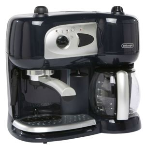 de 39 longhi delonghi combin expresso cafeti re 15 bars. Black Bedroom Furniture Sets. Home Design Ideas