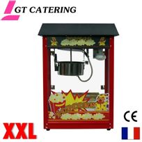 Gt Catering - Machine à pop corn professionnelle