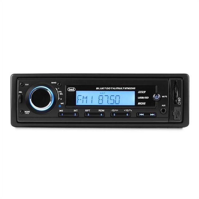 TREVI SCD 5725 BT Autoradio Bluetooth USB SD AUX tuner FM AM RDS 4x 75w
