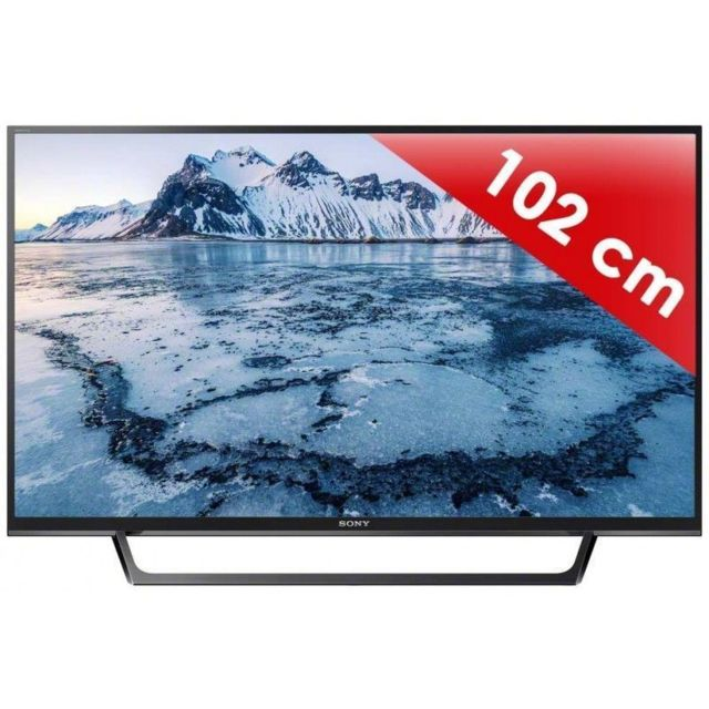 Sony Bravia Kdl-40WE660 - 102 cm - Smart Tv Led - 1080p - 100 Hz