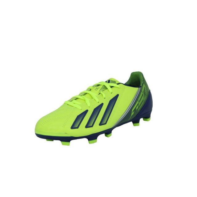 Adidas f30 trx fg leather chaussures de football homme