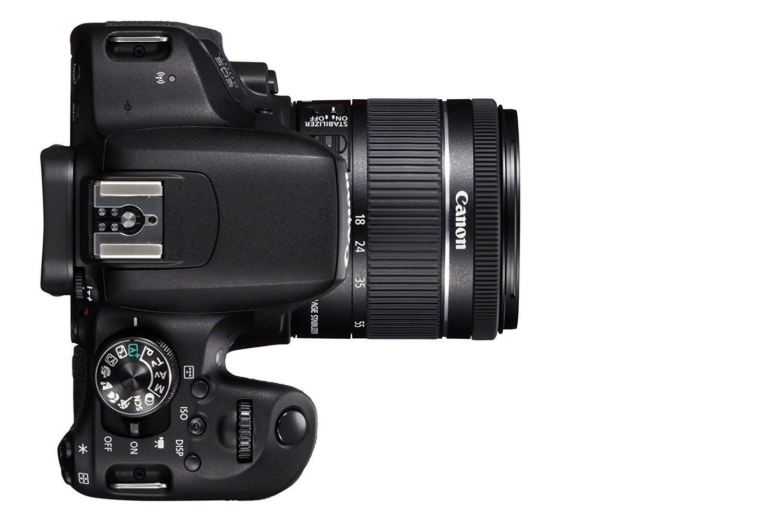 Reflex Noir - 800D 18-55