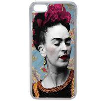 Lapinette - Coque Souple Pour Apple Iphone 8 Plus Frida Khalo Peinture