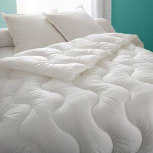 blanreve couette tr s chaude finition luxe enveloppe coton winter 140x200cmnc pas cher. Black Bedroom Furniture Sets. Home Design Ideas