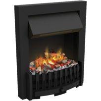 DIMPLEX - Foyer de cheminée électrique encastrable optimyst effet fumée Danville