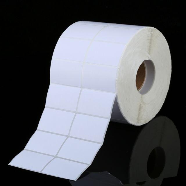 T5206 T5204 T5306 T5308 vhbw Papier Thermique Rouleau Papier Thermique Noir 50mm pour fax ou imprimante Printronix T4M T5208