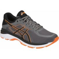 Gel Pursue 4 Grise Et Orange Chaussures de running