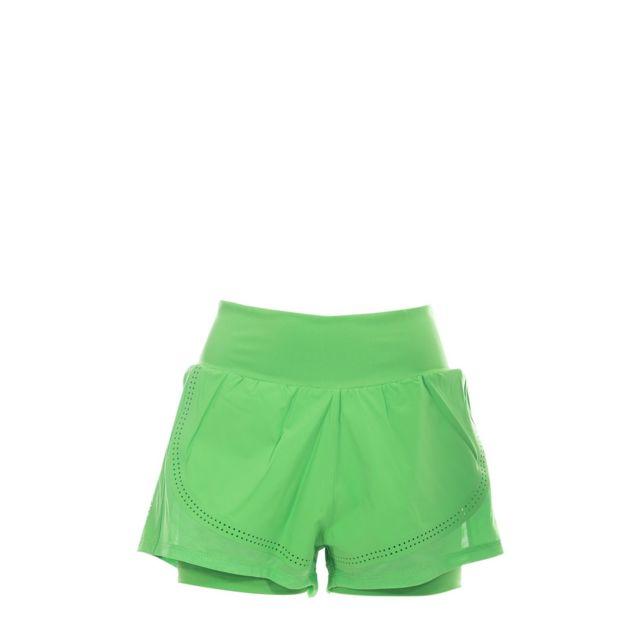 ADIDAS By Stella Mccartney Femme Dt9309 Vert Polyester Shorts
