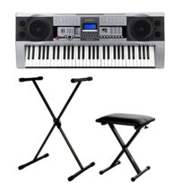 Mcgrey - Pk-6110 clavier pack incl. stand et banc