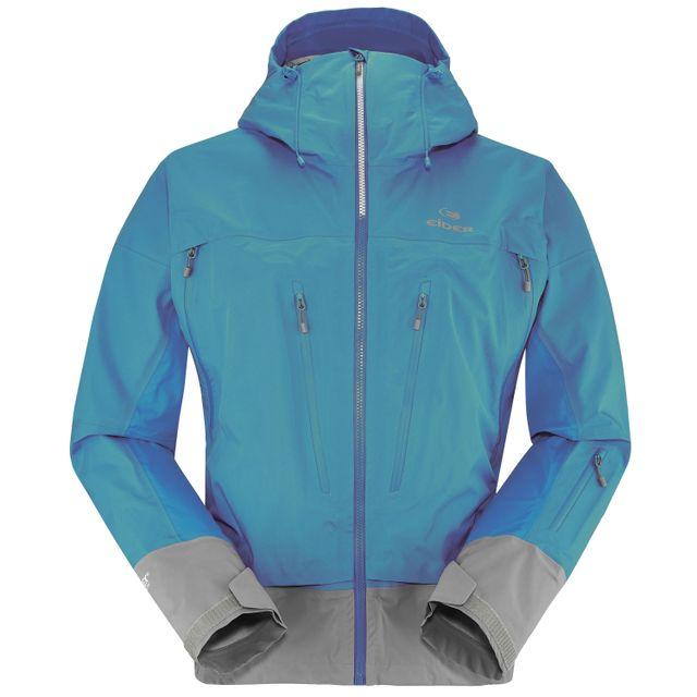 07ba9e5ad2eee4 Eider - Veste Gore-tex Commodore Active Bleu Homme - pas cher Achat   Vente  Blouson de ski - RueDuCommerce