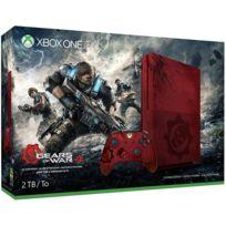 MICROSOFT - Xbox One S - Edition limitée Gears of War 4
