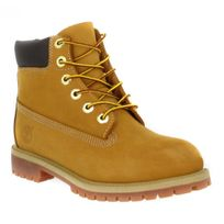 Timberland - 6in Premium 12909 velours Femme-35,5-Ocre