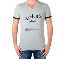 Hechbone Paris - Tee Shirt Le Caire Gris