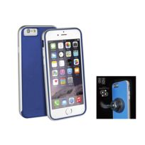 Uniq - AirCraft Plus'' iPhone 6 + support mgnétique - Bleu