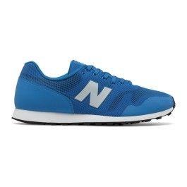 144b6cfedcd New Balance - Chaussures Md 373 bleu blanc - pas cher Achat   Vente Baskets  homme - RueDuCommerce