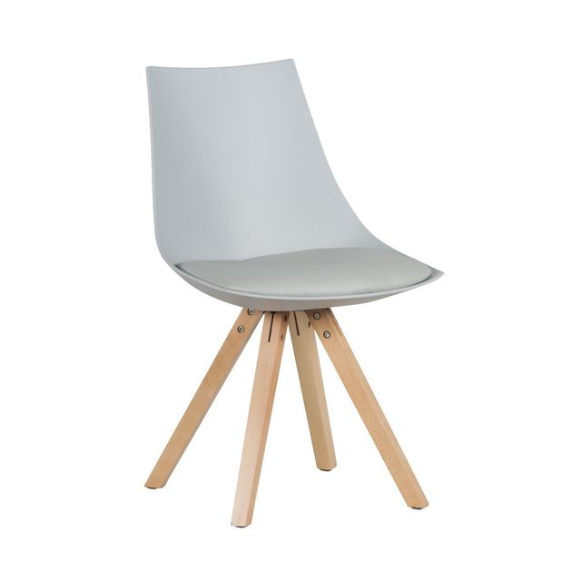 chaise gris clair. Black Bedroom Furniture Sets. Home Design Ideas